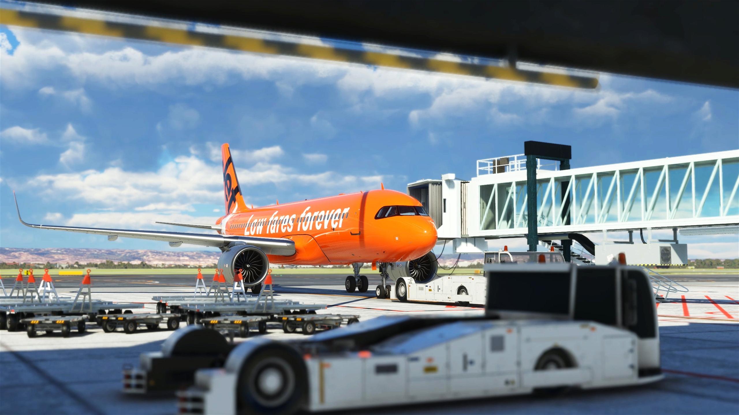 Adelaide International Airport (YPAD)  Microsoft Flight Simulator