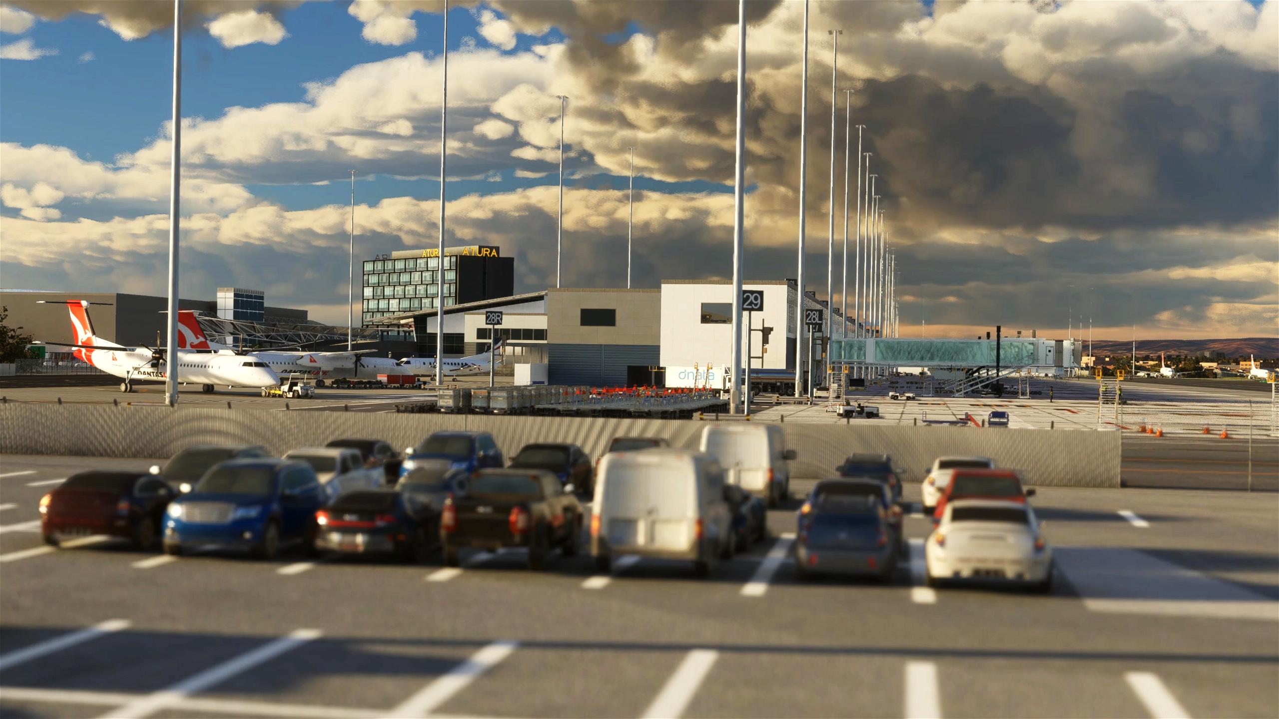 Adelaide International Airport (YPAD)