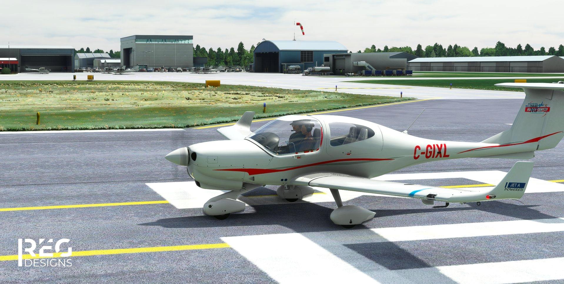 [CYKF] Region of Waterloo International Airport