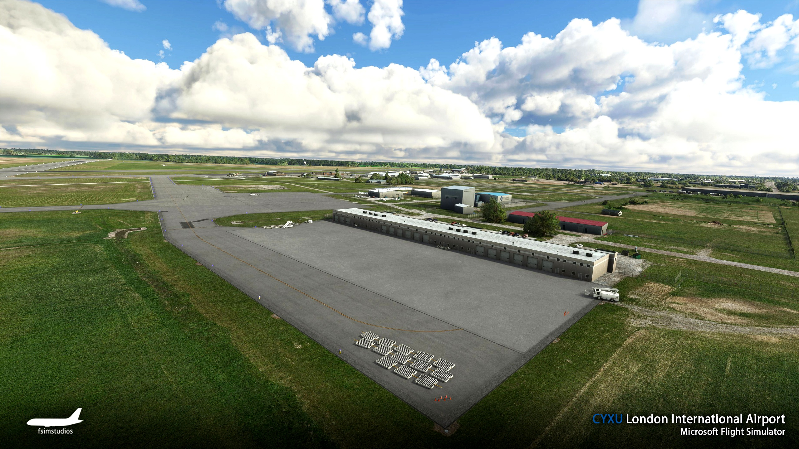 London International Airport CYXU