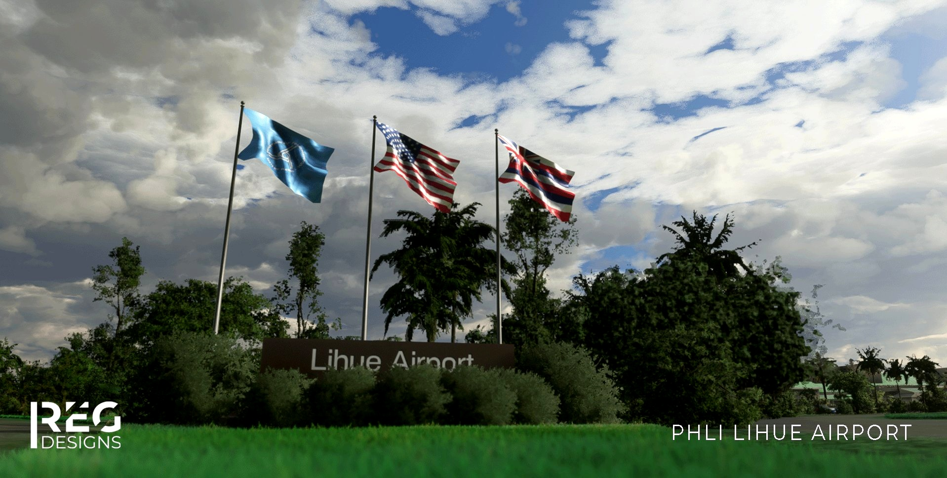 [PHLI] Lihue Airport Microsoft Flight Simulator