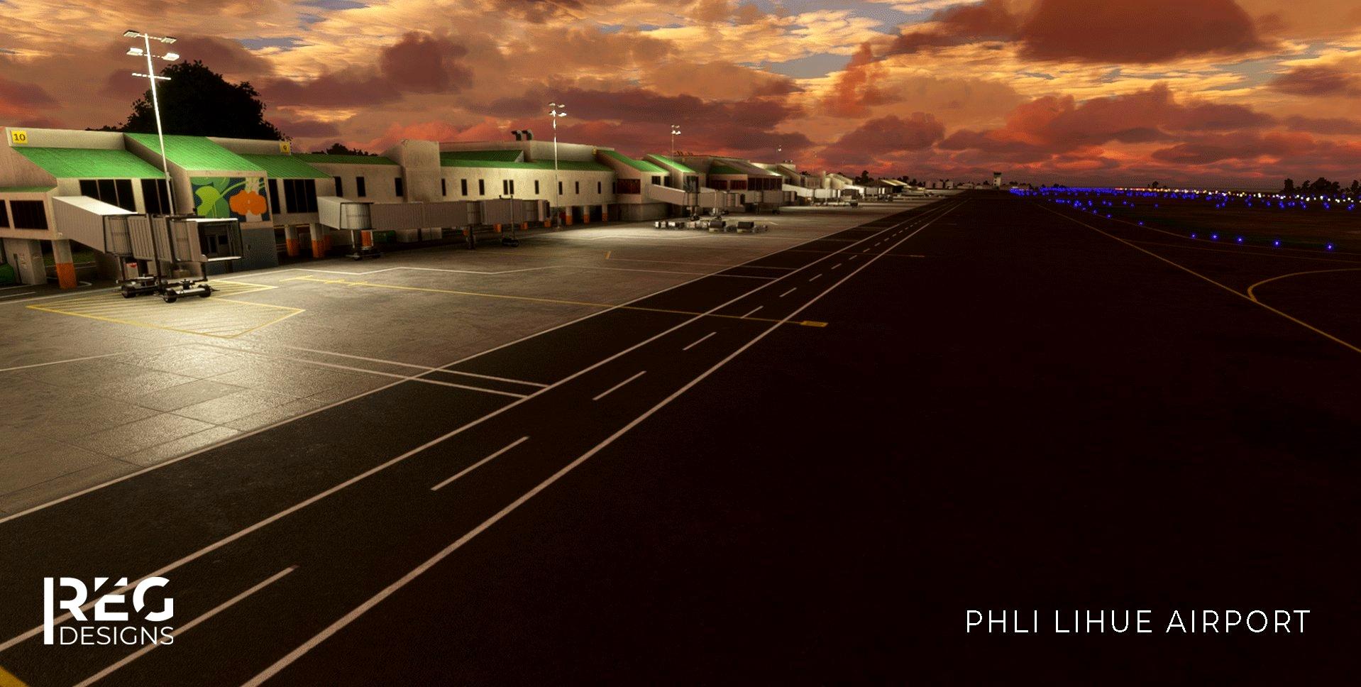 [PHLI] Lihue Airport