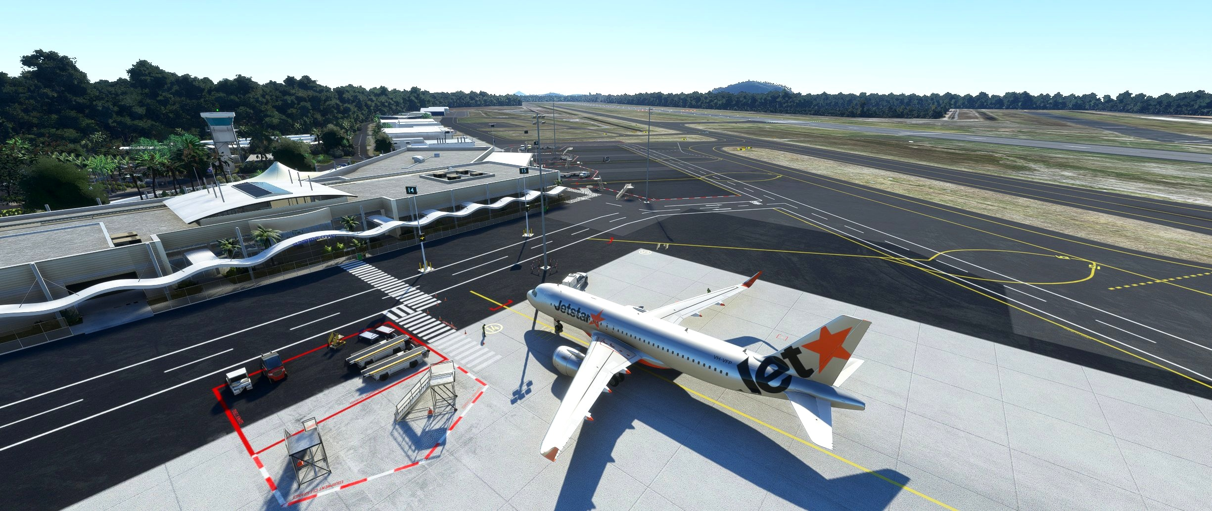 YBSU - Sunshine Coast Airport